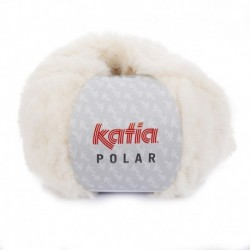 Pelote de Laine Katia Polar - 12 coloris