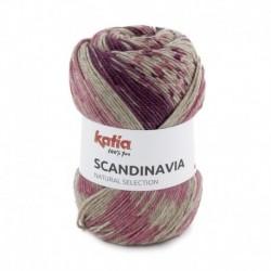 Pelote de Laine Katia Scandinavia - 6 coloris