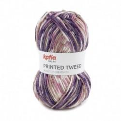 Pelote de Laine Katia Printed Tweed - 6 coloris