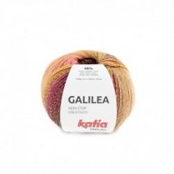 Pelote de Laine Katia Galilea - 6 coloris