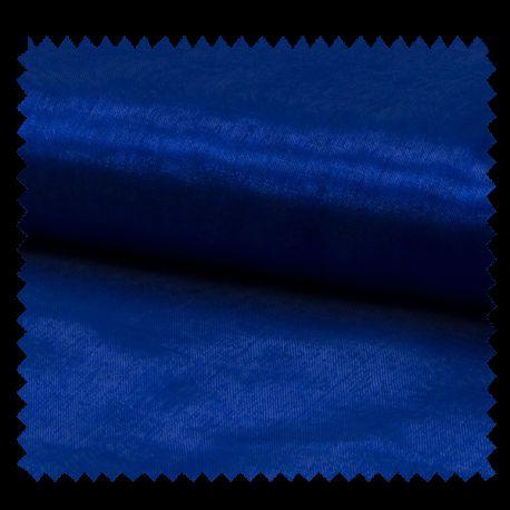 Tissu Organza Uni Royal