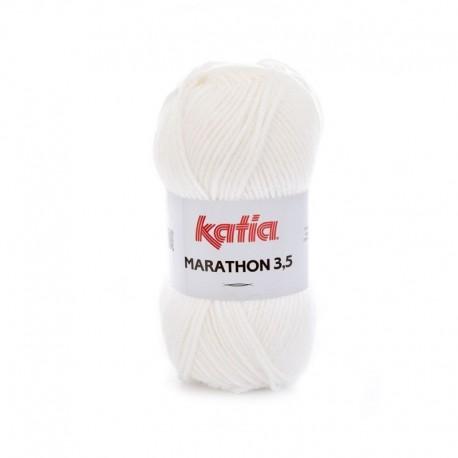 Pelote de laine Katia Marathon 3.5