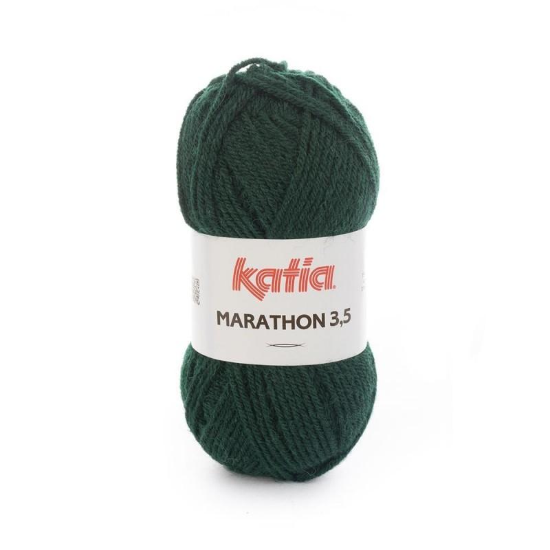 Pelote de laine Katia Marathon 3.5 - 18 coloris