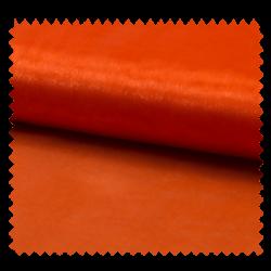 Tissu Organza Uni Clémentine