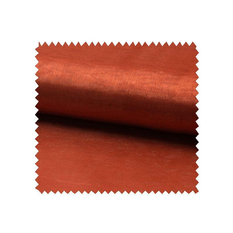 Tissu Organza Uni Chaudron