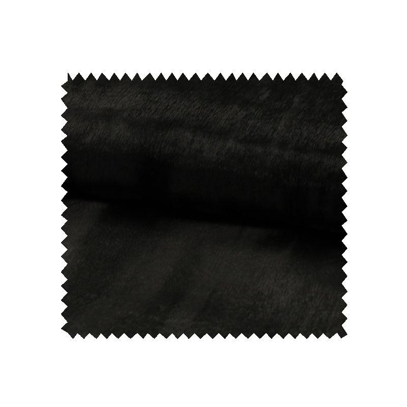Tissu Organza Uni Anthracite
