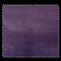 Tissu Suédine Prune