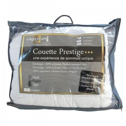 Couette Prestige Finition Passepoil - 3 Tailles