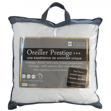 Oreiller Prestige Finition Passepoil