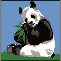 Kit Canevas Enfant Soudan Panda