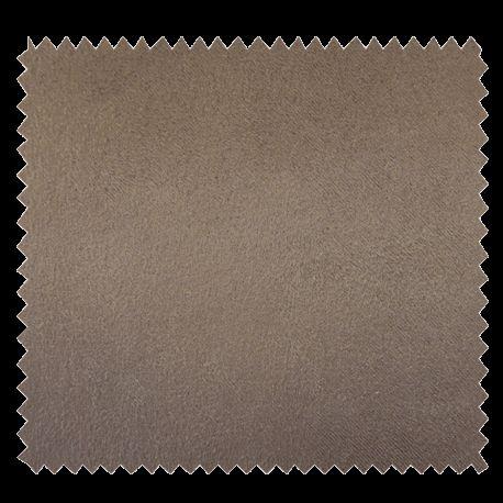 Tissu Suédine Choco