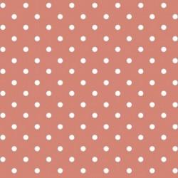 Tissu Lola Popeline Imprimé Blush