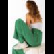Tissu Marion Popeline Imprimé Vert