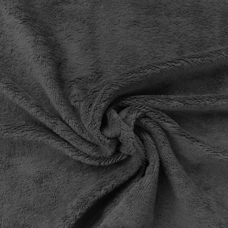 Tissu Bambounette Anthracite