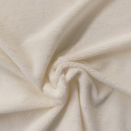 Tissu Bambounette Ecru