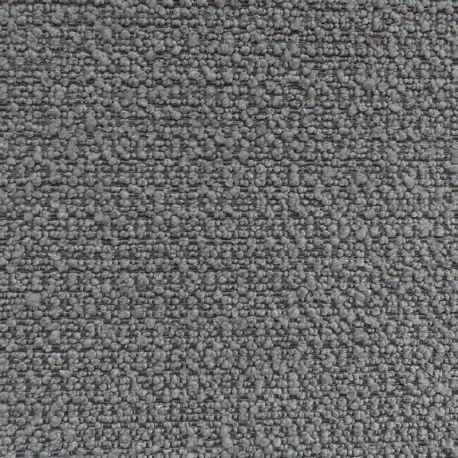 Tissu Himalayas Bouclette Gris