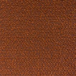 Tissu Himalayas Bouclette Terracotta