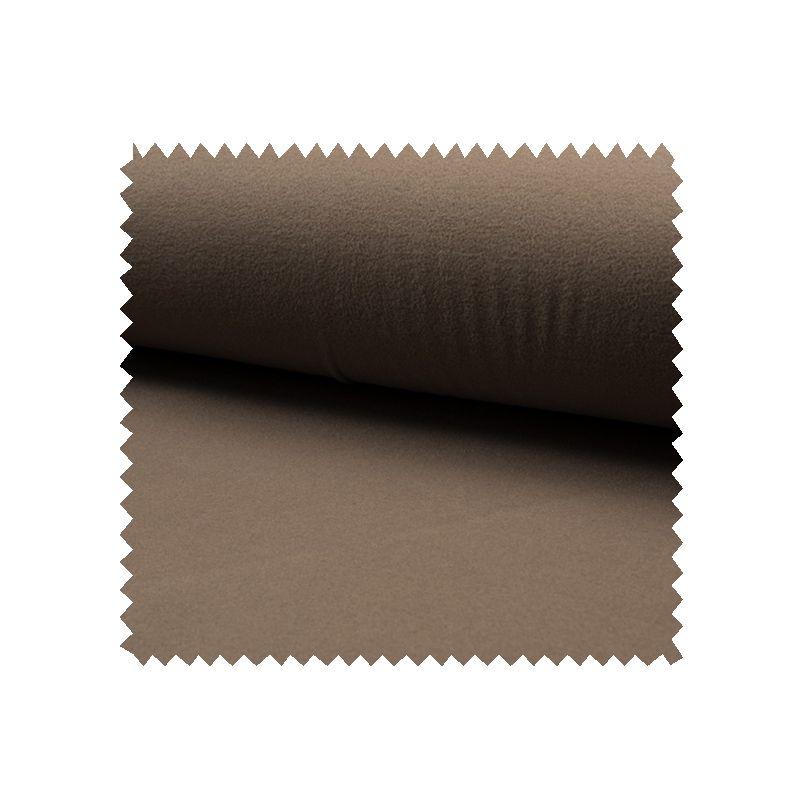 tissu caban luxe taupe tissus des ursules. Black Bedroom Furniture Sets. Home Design Ideas
