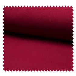 Tissu Caban Luxe Rouge