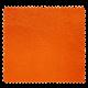 Tissu Suédine Orange