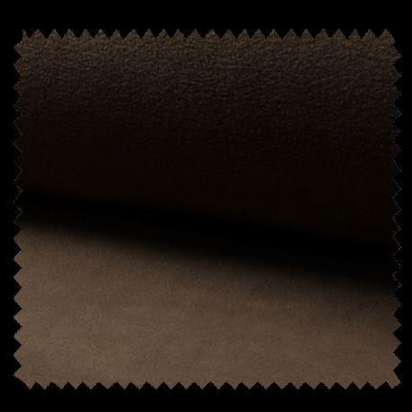 Tissu Polaire Uni Taupe