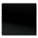 Tissu Polaire Uni Noir