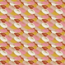 Tissu Ombrelle Imprimé Rose