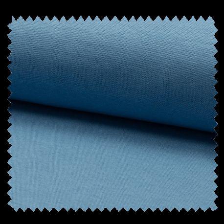 Tissu Bord Cote Uni Jean