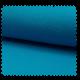 Tissu Bord Cote Uni Turquoise