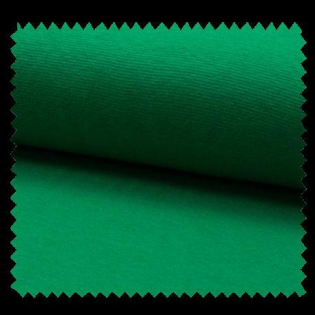 Tissu Bord Cote Uni Prairie