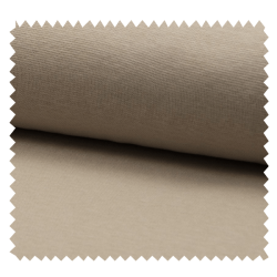 Tissu Bord Cote Uni Sand