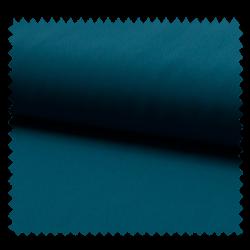 Tissu Mousseline Unie Canard