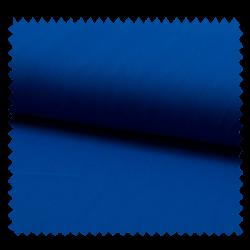 Tissu Mousseline Unie Royal