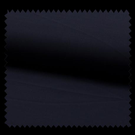 Tissu Mousseline Unie Marine
