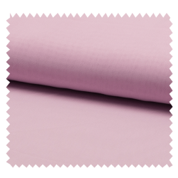 Tissu Mousseline Unie Rose