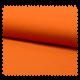 Tissu Mousseline Unie Orange