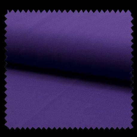 Tissu Mousseline Unie Violet