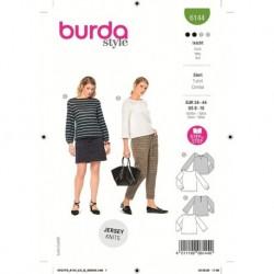 Patron Burda 6144 T-shirt 34/44