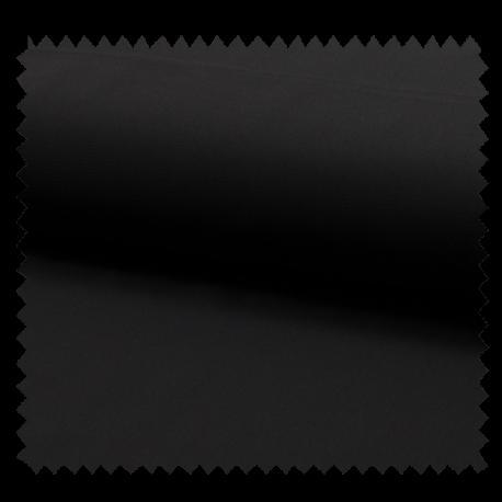 Tissu Mousseline Unie Anthracite