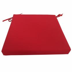 Galette de Chaise Ramatuelle Rouge