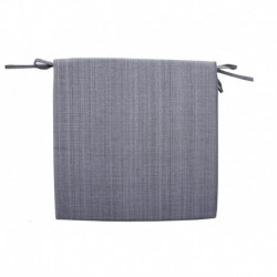 Galette de Chaise Antibes Anthracite