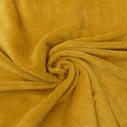 Tissu Bambounette Curcuma
