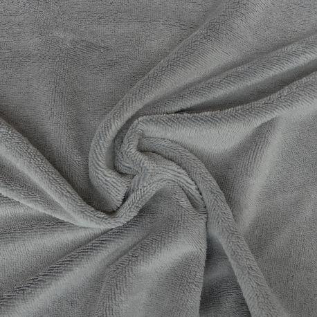 Tissu Bambounette Gris