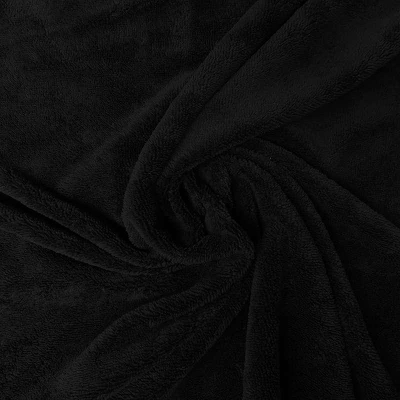 Tissu Bambounette Noir