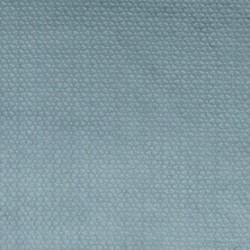 Tissu Velours Lisse Loreto Bleu