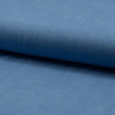 Tissu Chambrai Bleu Clair