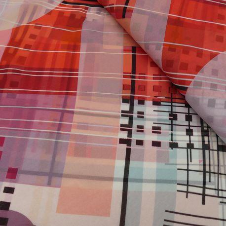 Tissu Miroglio Mix Imprimé