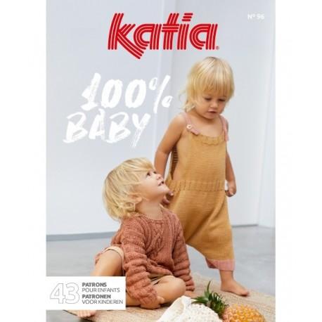 Catalogue Katia 96 Printemps/été 2021 Layette