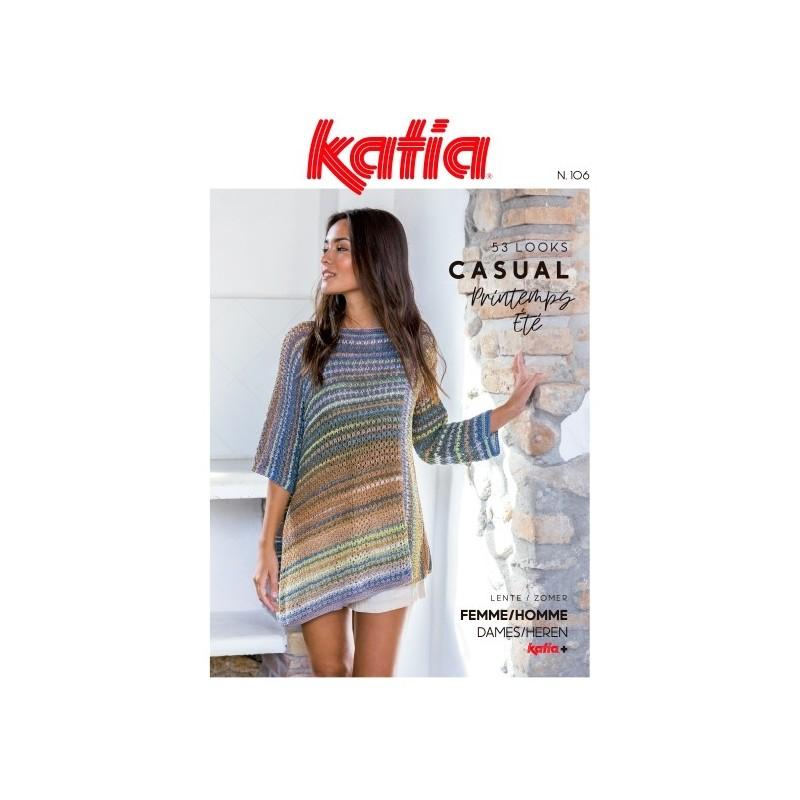 Catalogue Katia 106 Printemps/été 2021