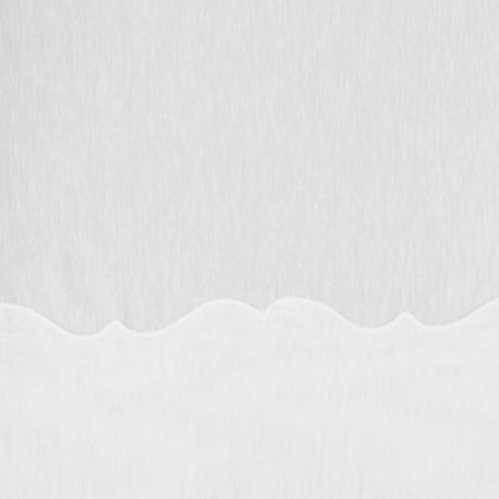 Tissu Cornely Blanc